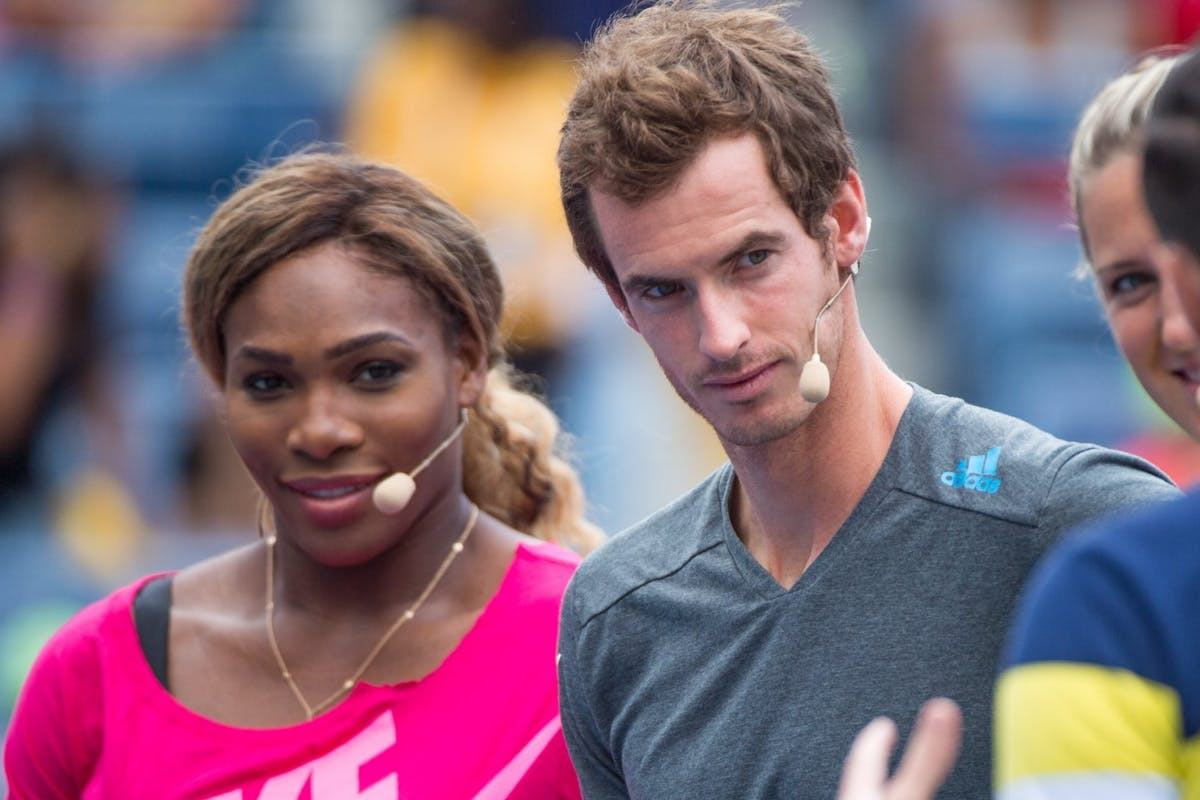 Serena Williams and Andy Murray are about to make Wimbledon history together