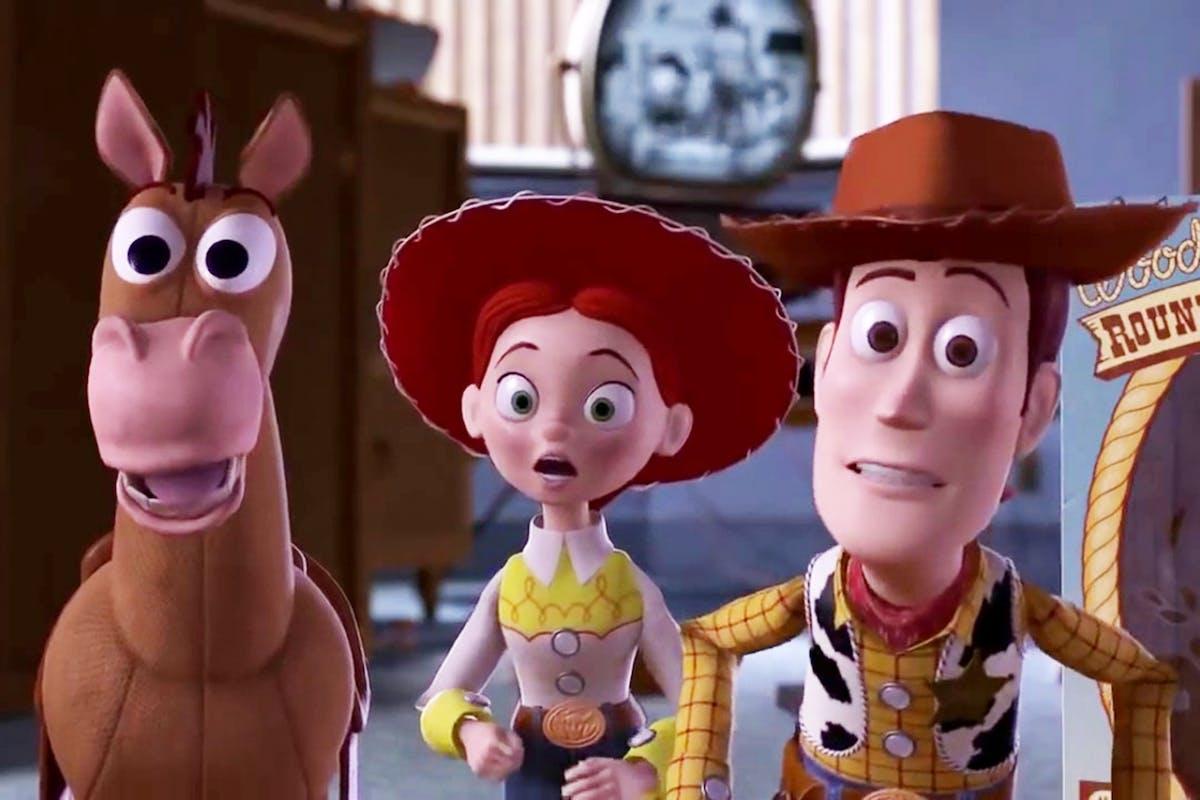 Toy Story deletes scene