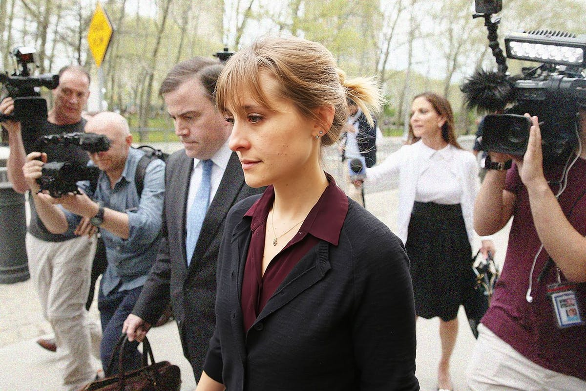 The NXIVM sex cult is becoming a film