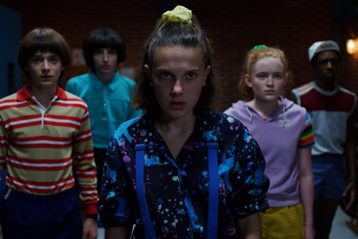 Stranger Things 3: pay close attention