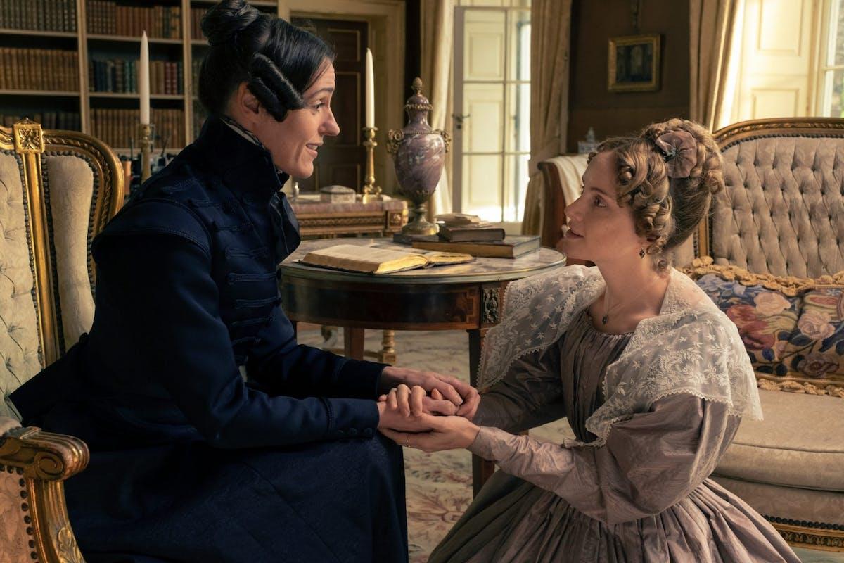 Gentleman Jack: Suranne Jones as Anne Lister and Sophie Rundle as Ann Walker