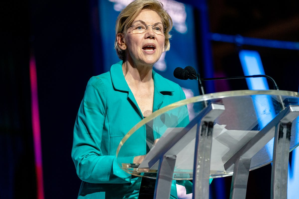 Elizabeth Warren plans to tackle the gender pay gap for women of colour if she becomes president.