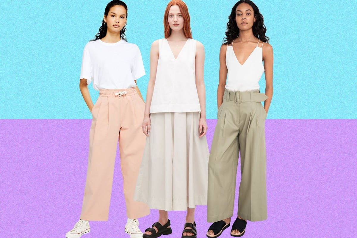 7 lightweight trousers to see you through the sweaty UK summer