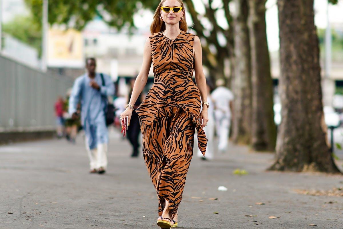 Pernille Taisbaek at Copenhagen Fashion Week