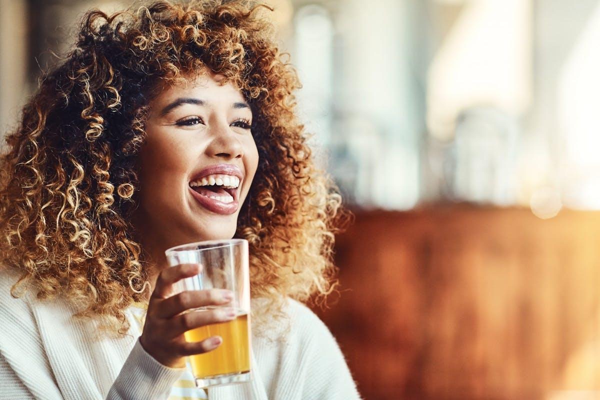 No alcohol pub