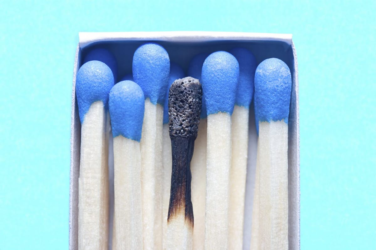 """""""I didn't realise I was suffering from burnout – until I was made reduntant"""""""