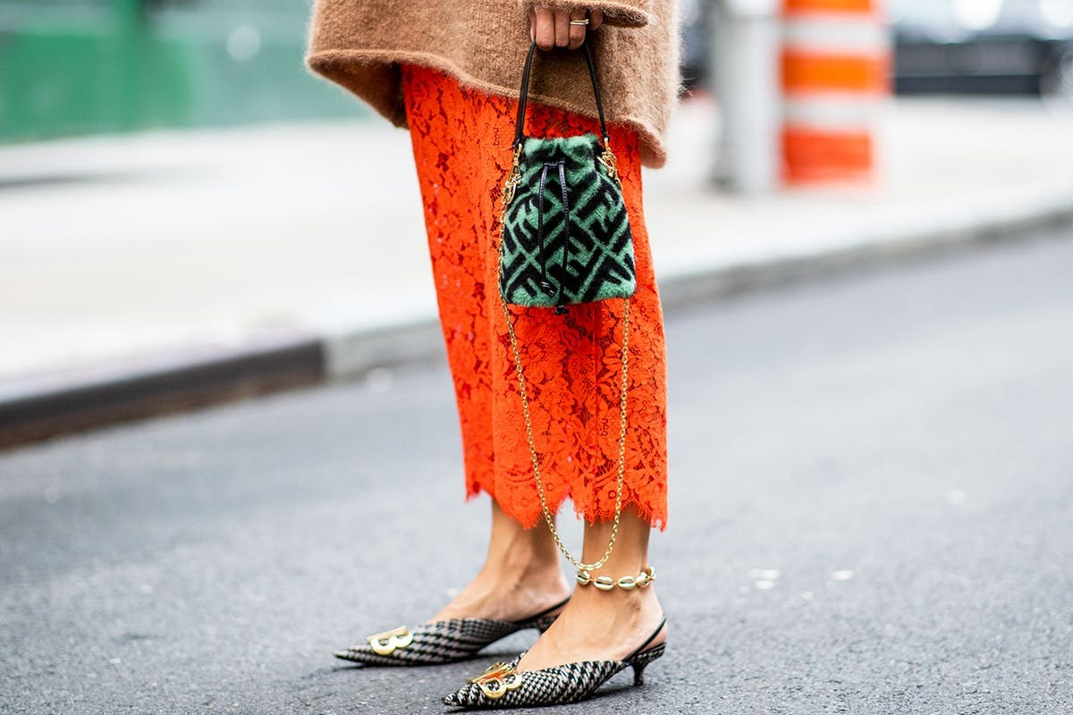 Anklets: the Nineties accessory is back with a bang