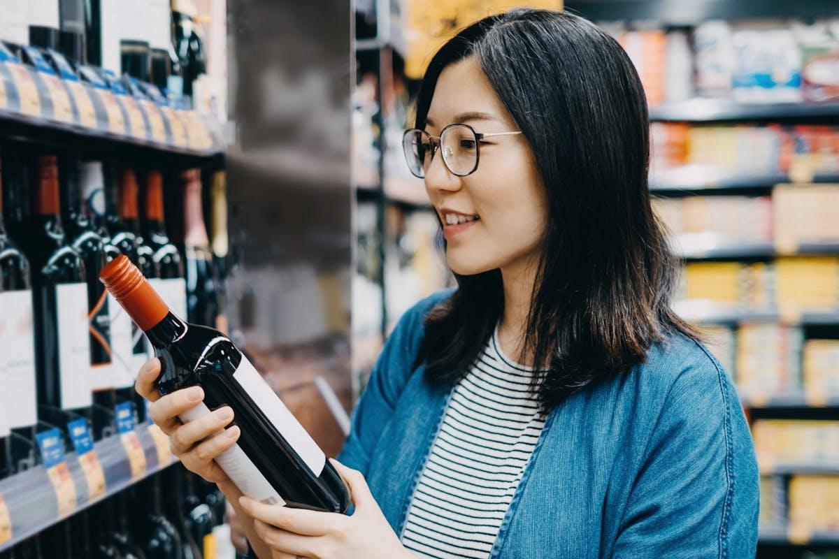 Budget supermarket wines