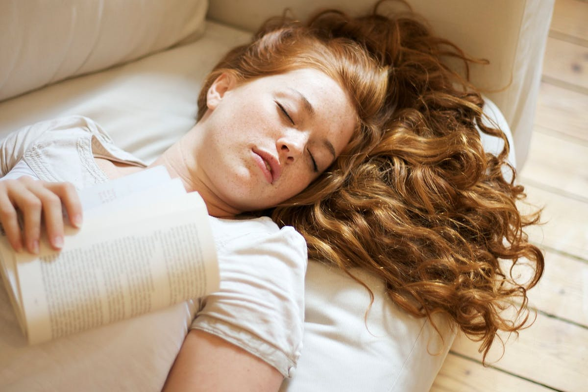 These books are scientifically proven to help you fall asleep