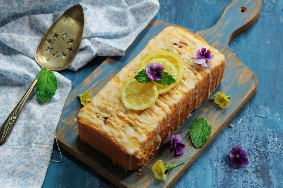 Lemon drizzle cake is officially the UK's favourite cake