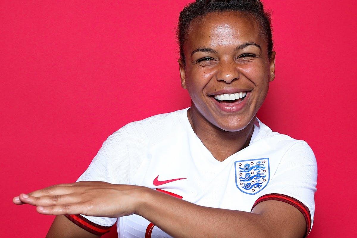 Nikita Parris: Women's World Cup interview
