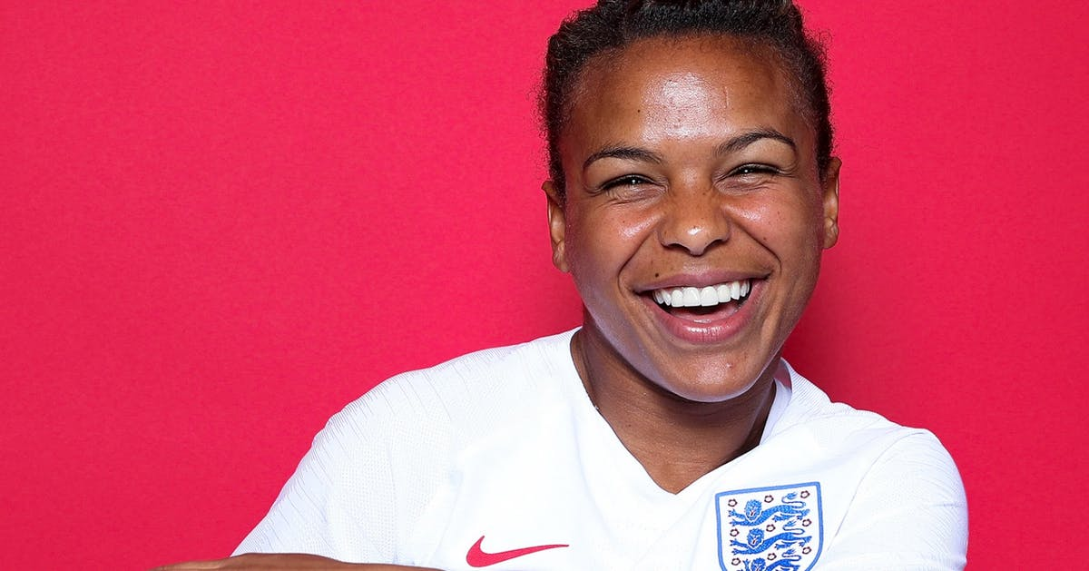 Exclusive: Lioness Nikita Parris on why success isn't all about winning