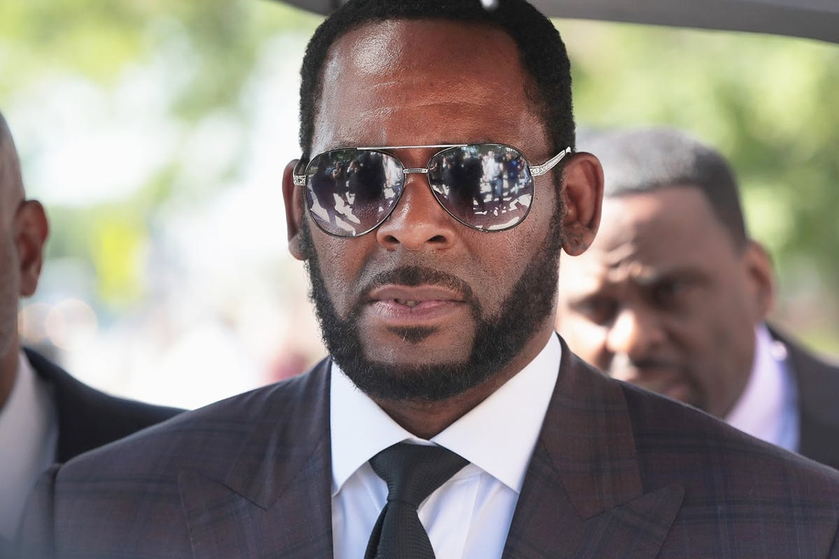 R Kelly has been arrested on federal sex crime charges