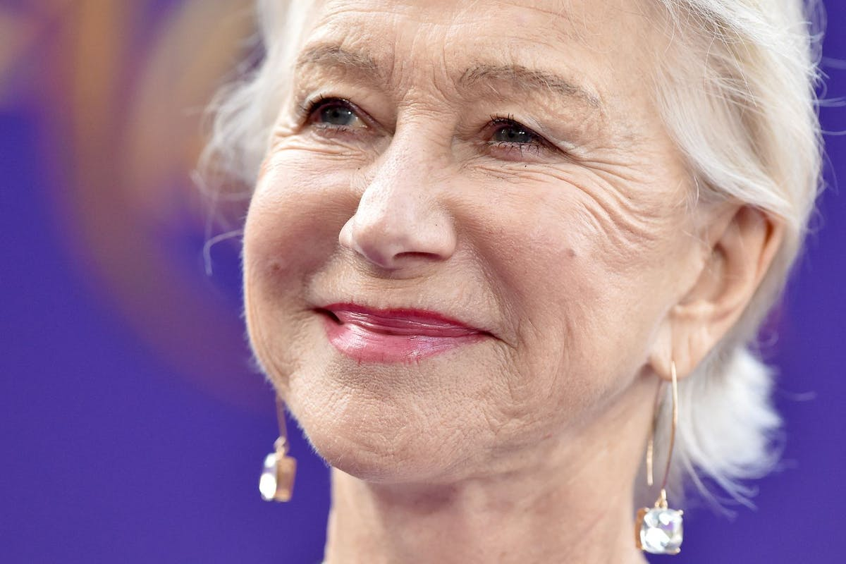 Dame Helen Mirren is sick and tired of being asked about her 'beauty secrets'