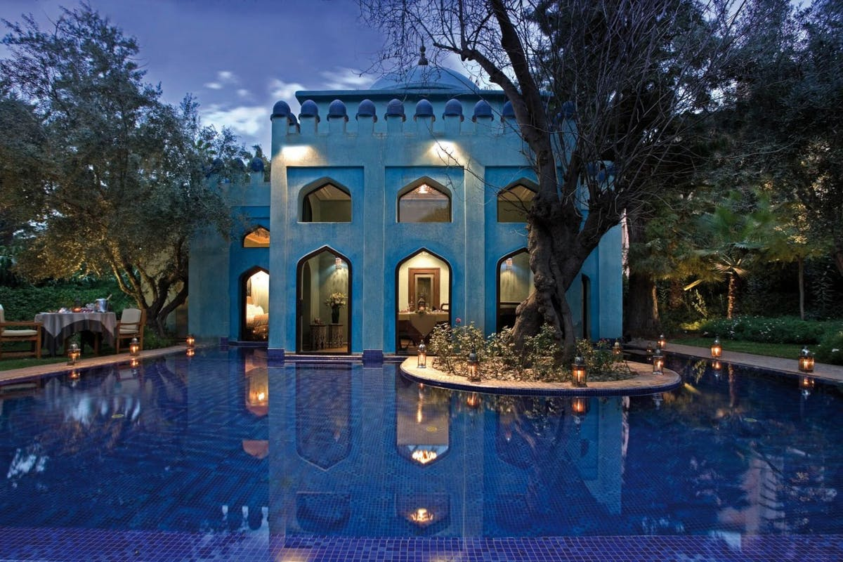 Marrakech Es Saadi villas