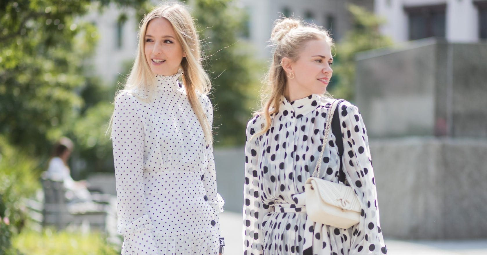Shop Polka Dot Dress Alternatives To That Zara White