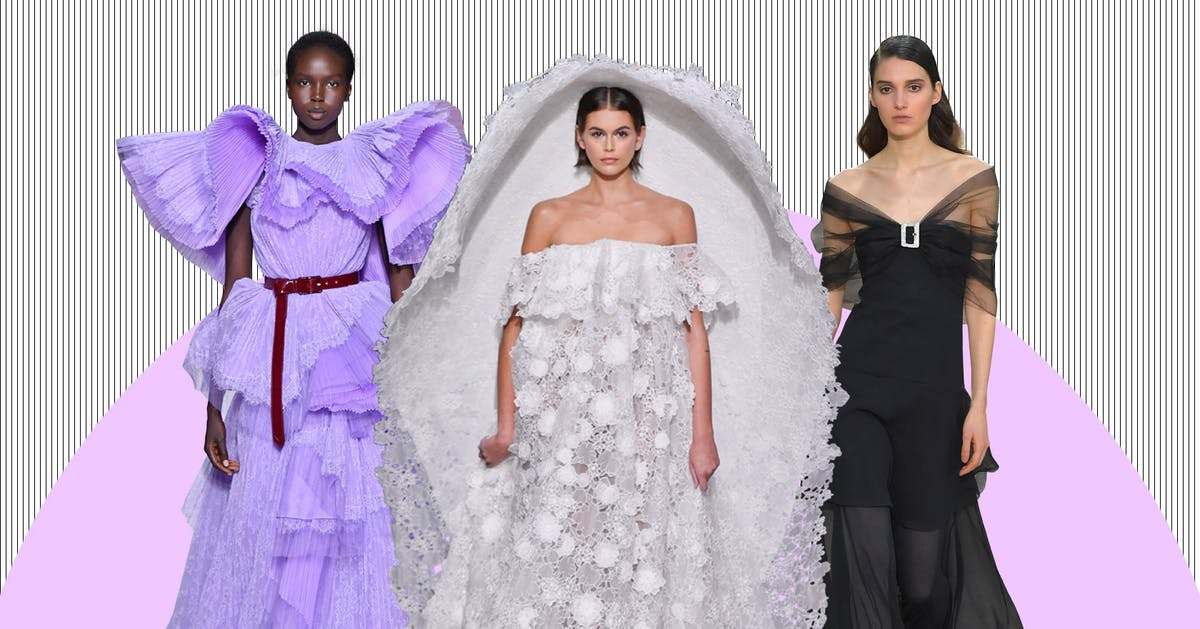 Paris Couture Fashion Week: 9 of the most outrageously beautiful dresses