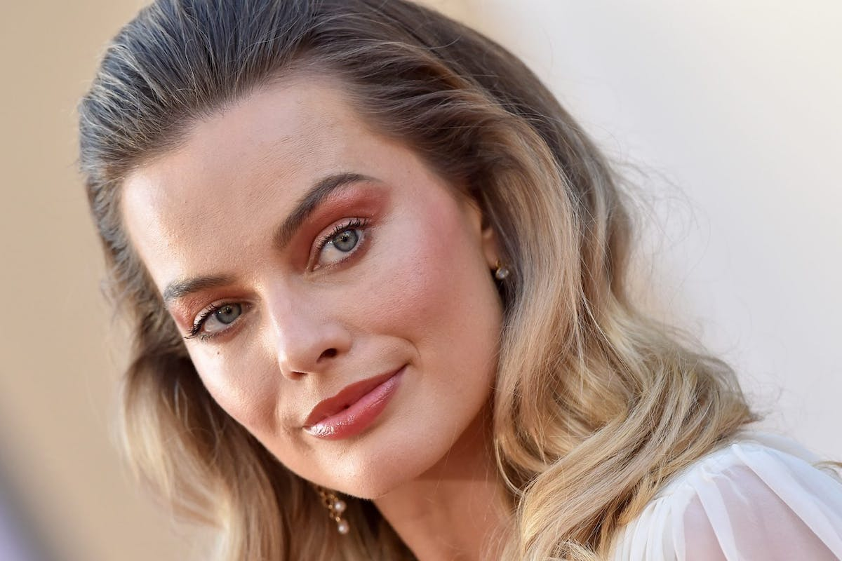 Margot Robbie Once Upon a Time... in Hollywood premier