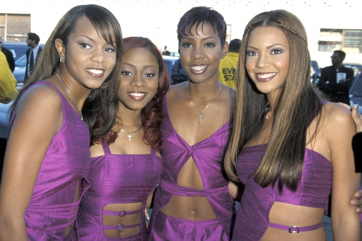 Destiny's Child: the original line-up behind The Writing's On The Wall