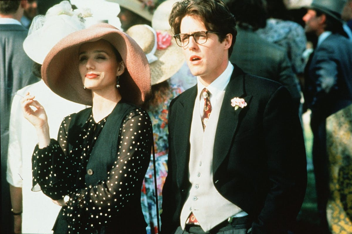 Four Weddings and a Funeral: 33 thoughts I had while watching the original film for the first time