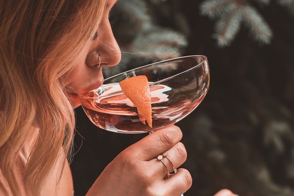 Let South America inspire your next garden party with this summery spritz recipe