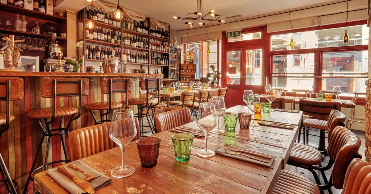 How a retro favourite got its cool back: the best wine bars in London to visit this summer
