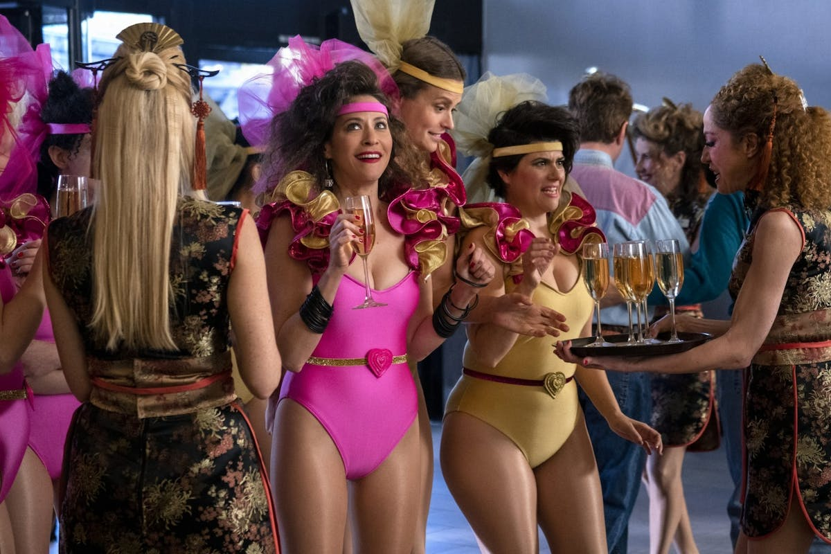 GLOW has been cancelled by Netflix