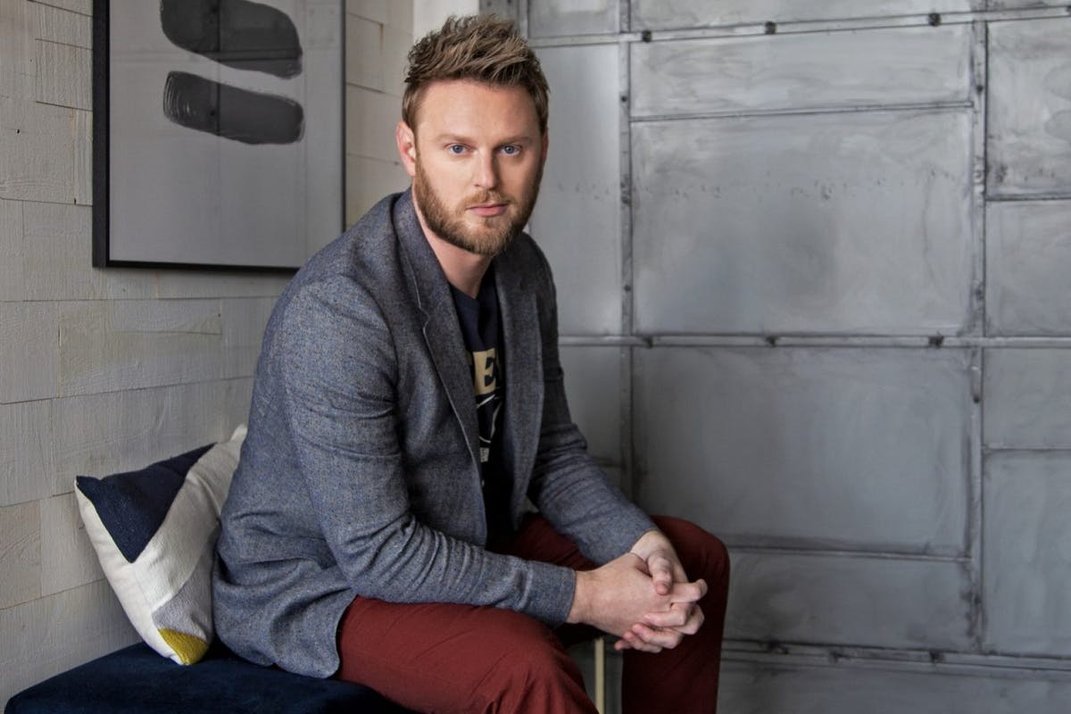 Queer Eye's Bobby Berk portrait
