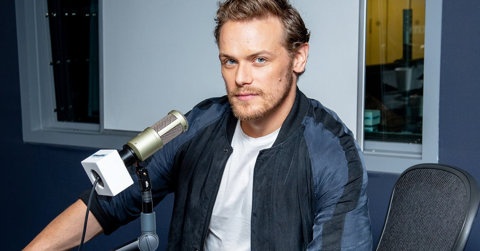 Outlander star Sam Heughan launches Clan Lands podcast