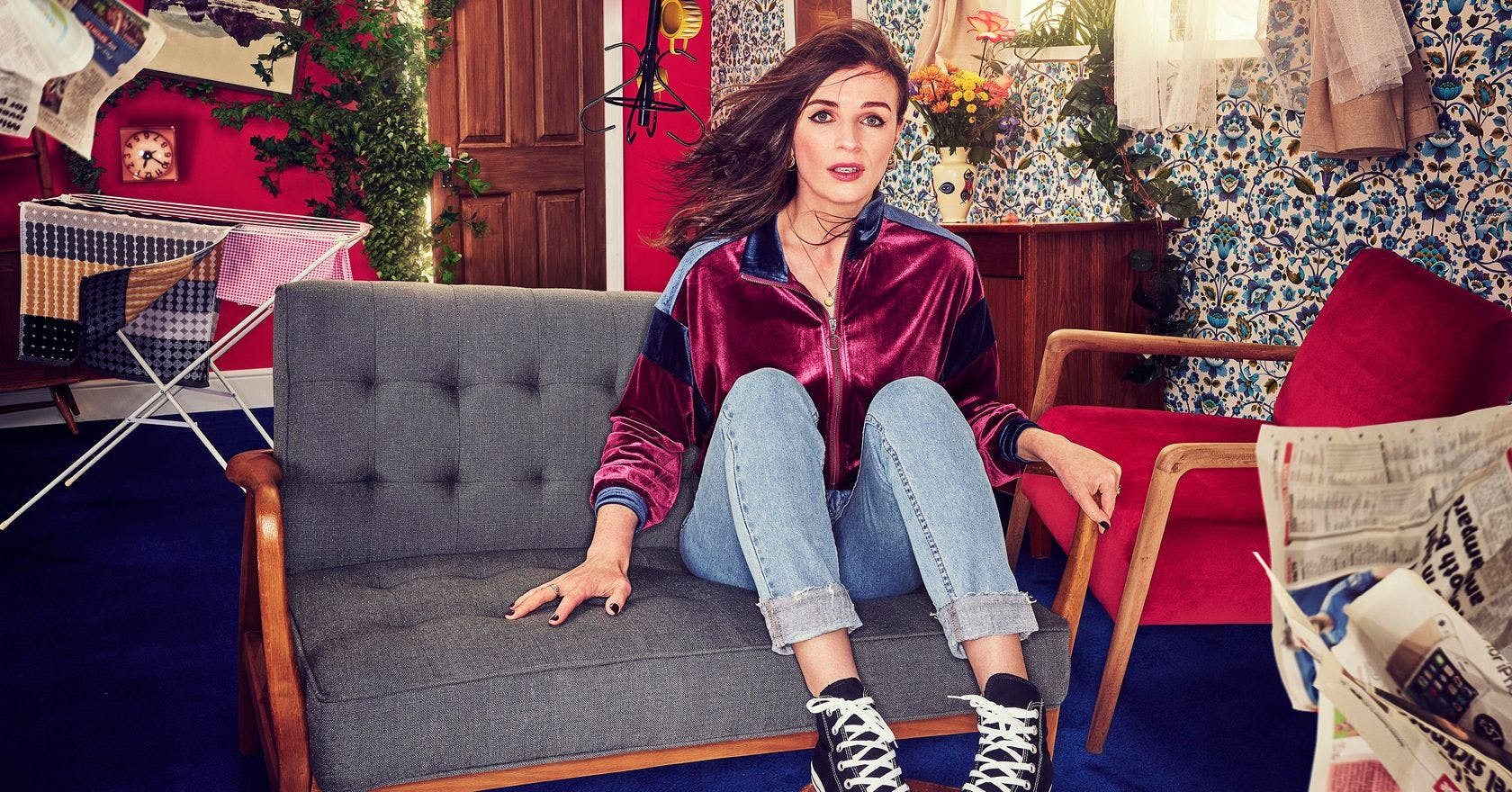 Mental Health Awards: Aisling Bea's This Way Up brilliantly captures life post breakdown