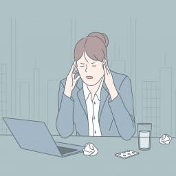 Work Related Stress A Doctor S Advice On How To Cope