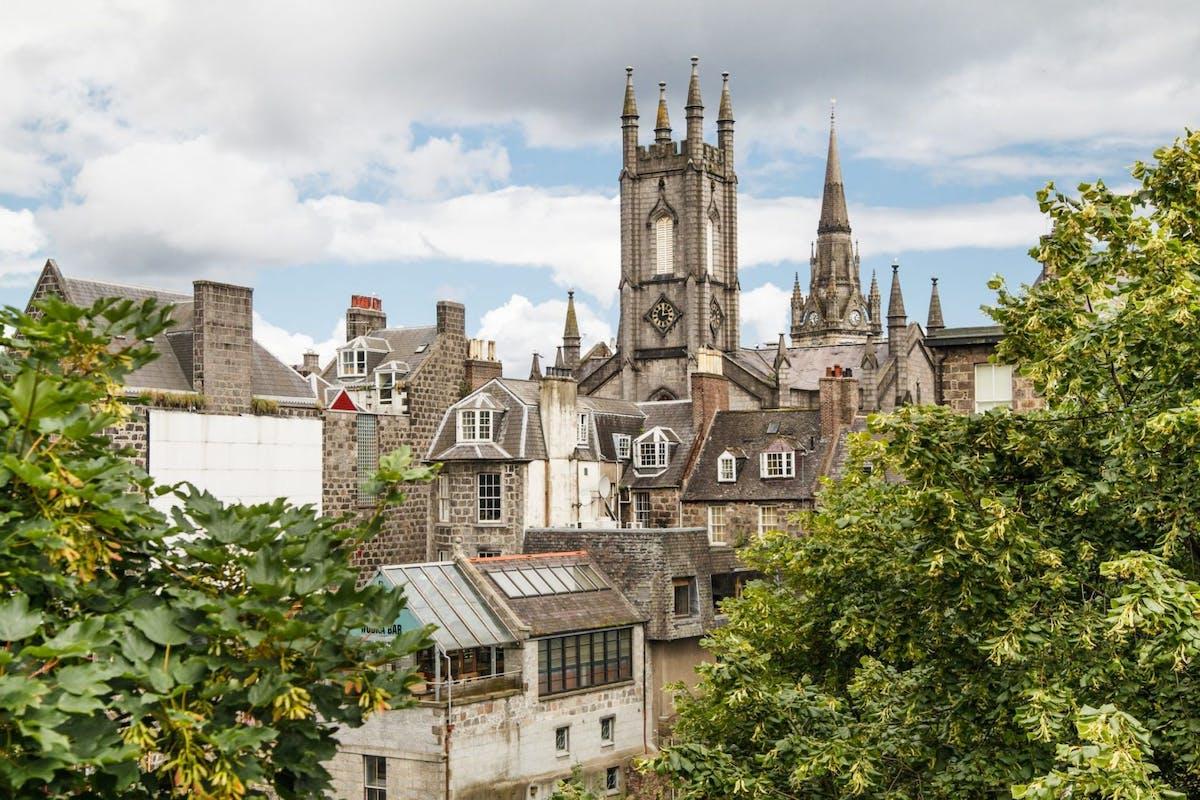 Cheap rents in Aberdeen