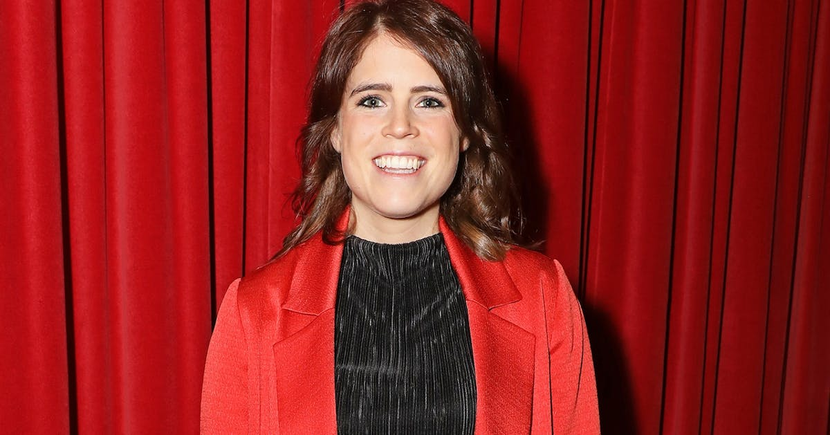 Princess Eugenie is releasing a royal podcast about modern day slavery