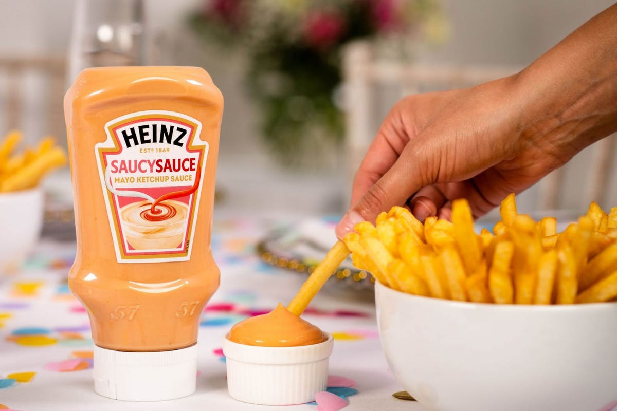 Heinz Saucy Sauce