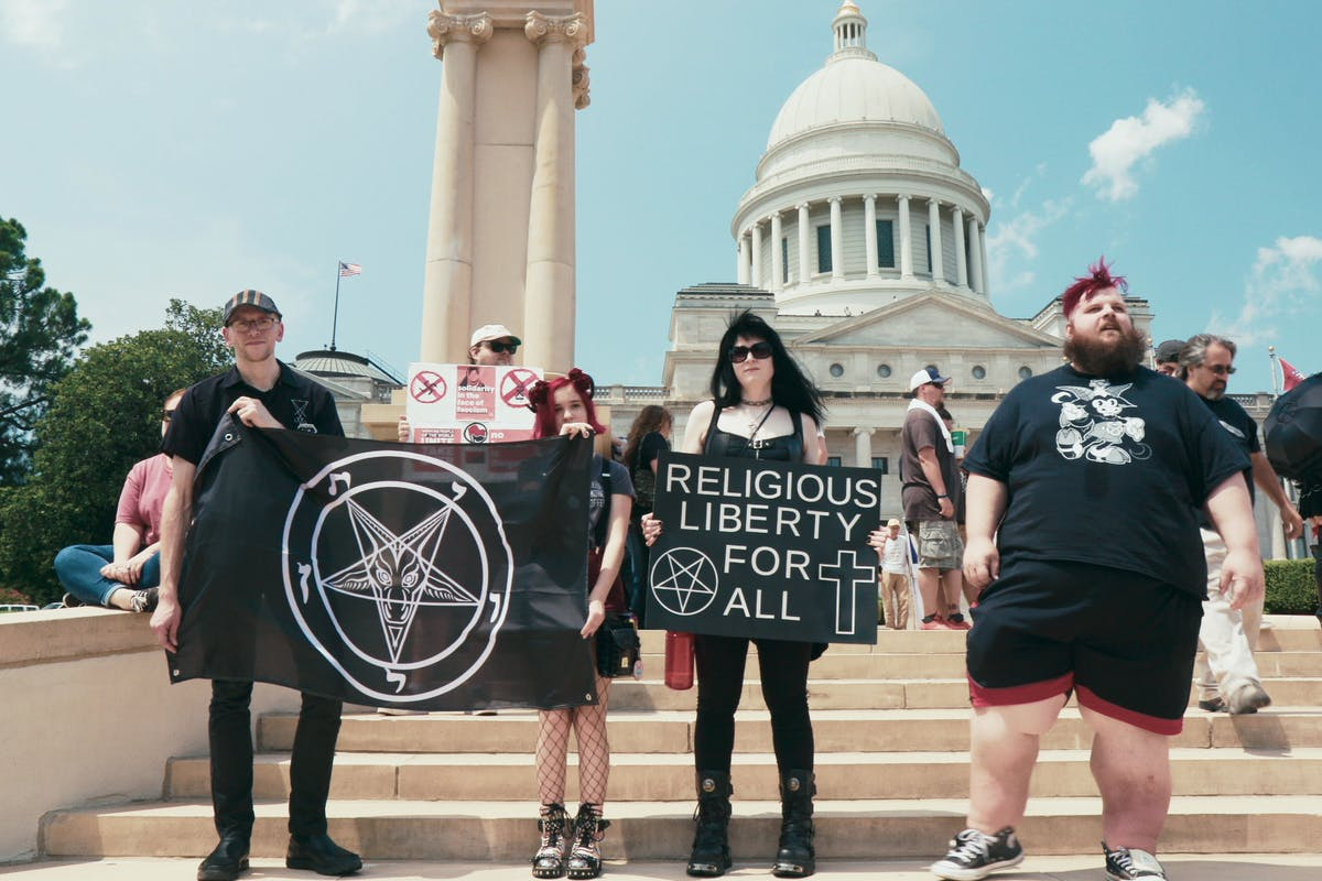 Hail Satan - what is life really like in The Satanist Temple?