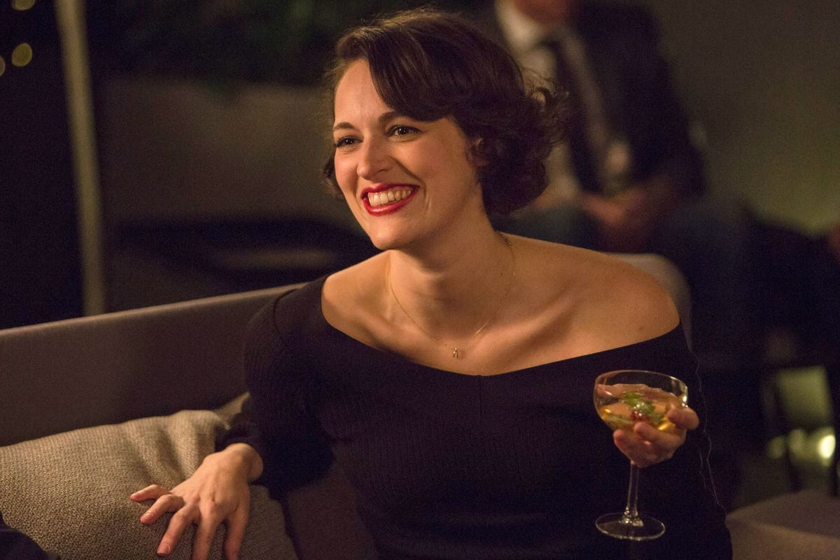 Phoebe Waller-Bridge as the title character in Fleabag