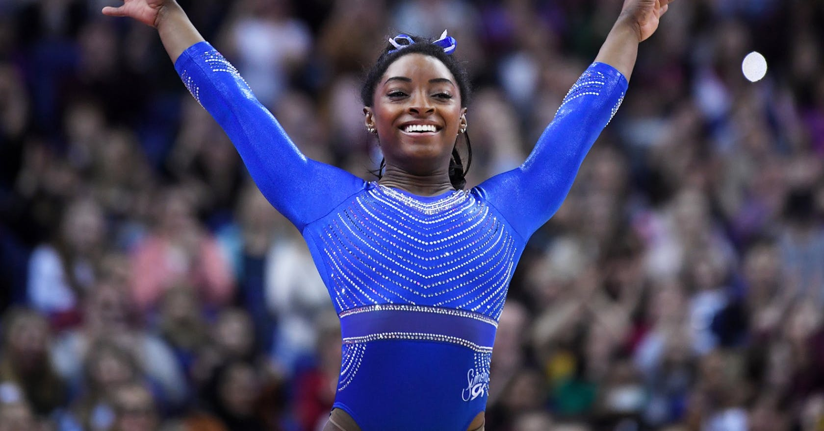 Simone Biles: I Slept All the Time to Cope With Sexual