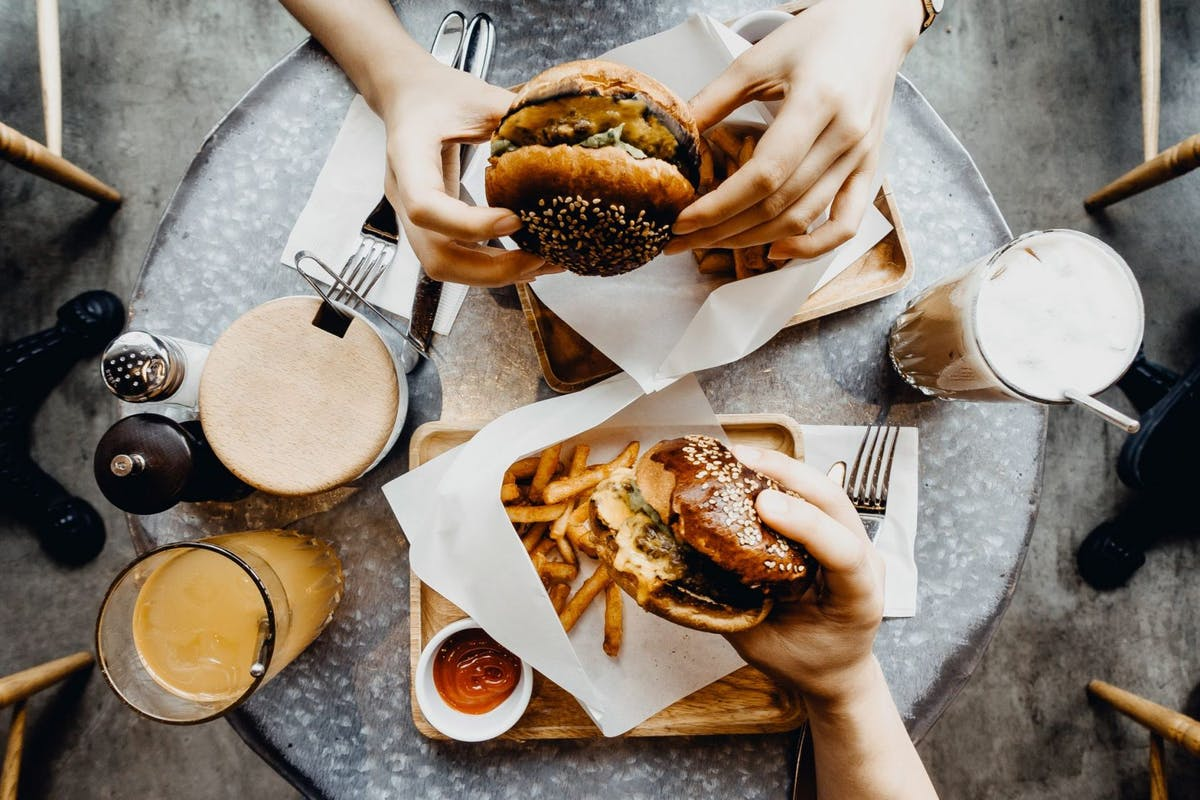 Beef burger ban