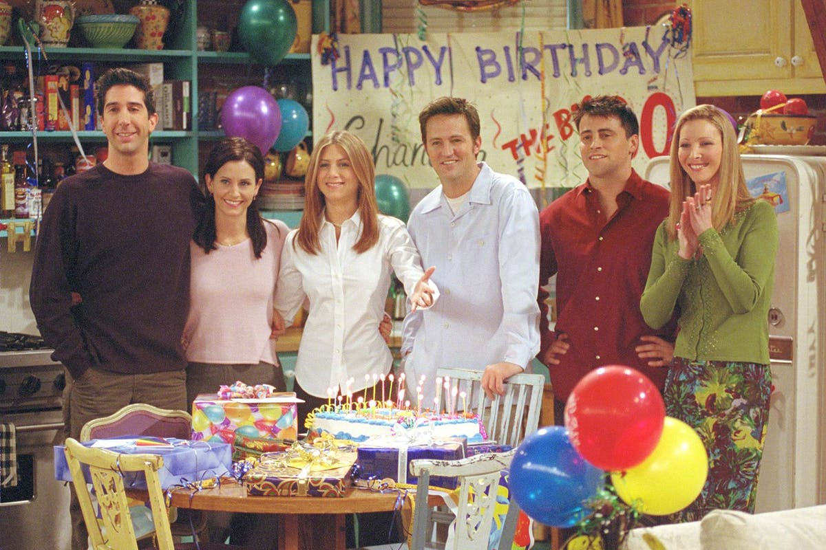 Friends celebrated its official 25th birthday last week.