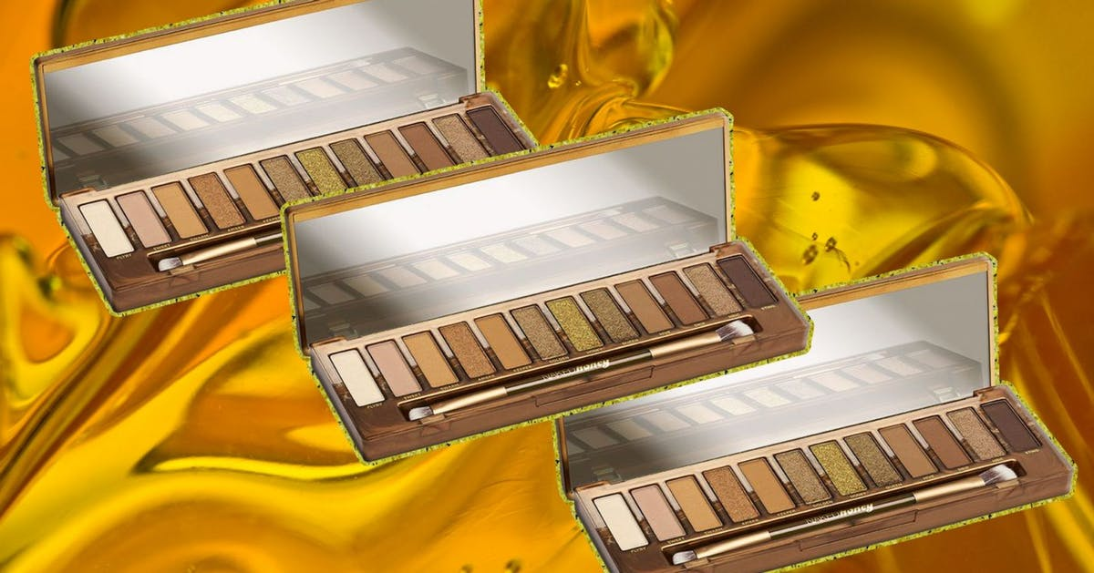 Urban Decay's Naked Honey palette is now available to buy