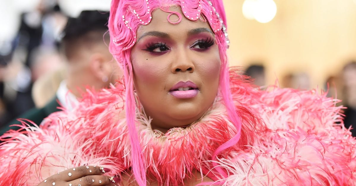 Lizzo may be looking for love, but she won't be drawn into any relationship drama