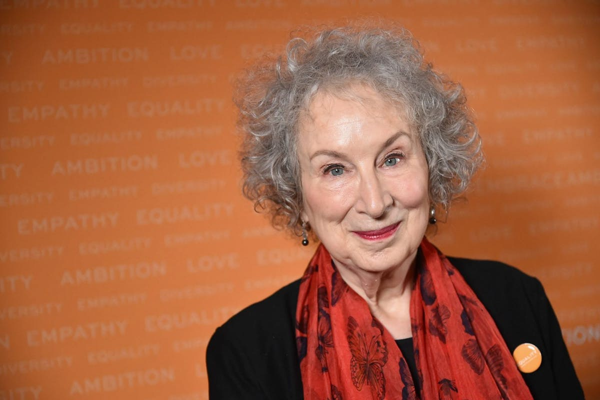 Here's how to get tickets for Margaret Atwood's sold-out book launch