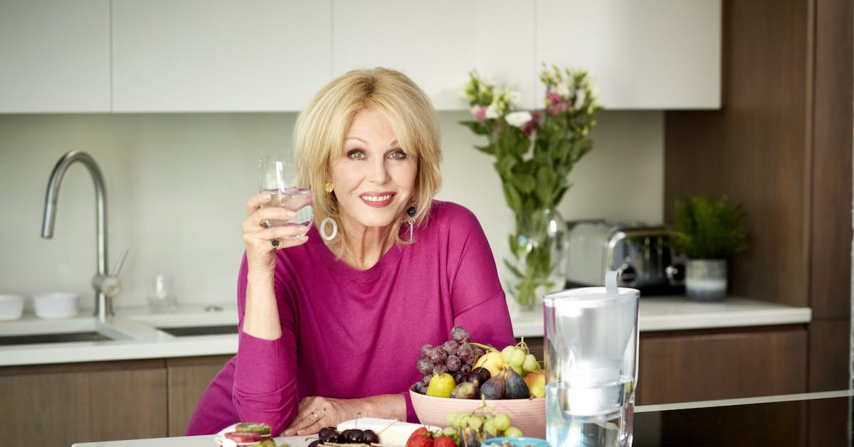 """I'm so cross"": Joanna Lumley talks sustainability, single-use plastic and her eco-friendly fashion tips"