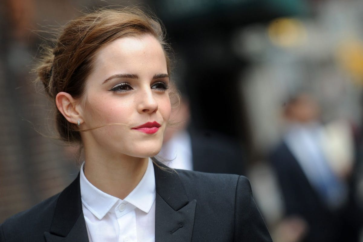 "Emma Watson just shared the ""two minutes of hope"" that we all need today"