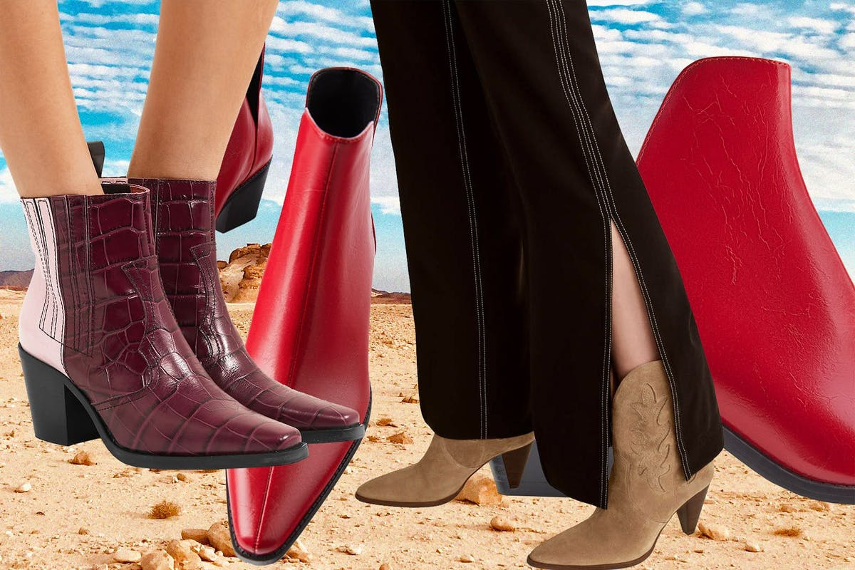 Western boots: shop 7 of the new-season style everyone is going wild for
