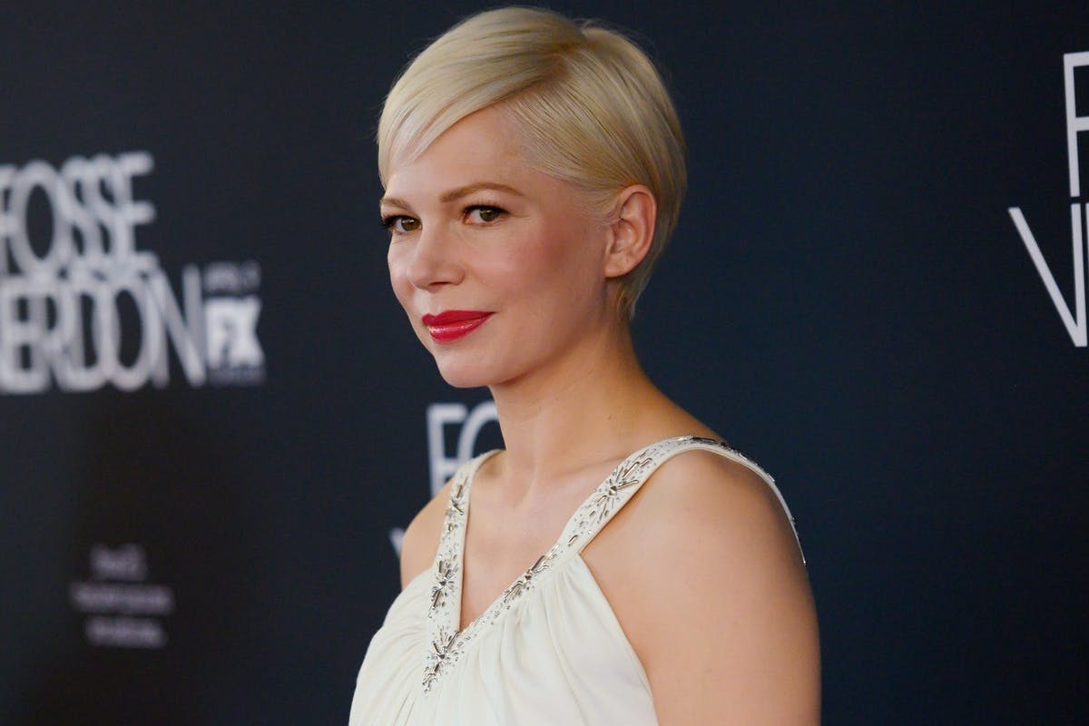 Michelle Williams has spoken about getting equal pay for her work on Fosse/Verdon.