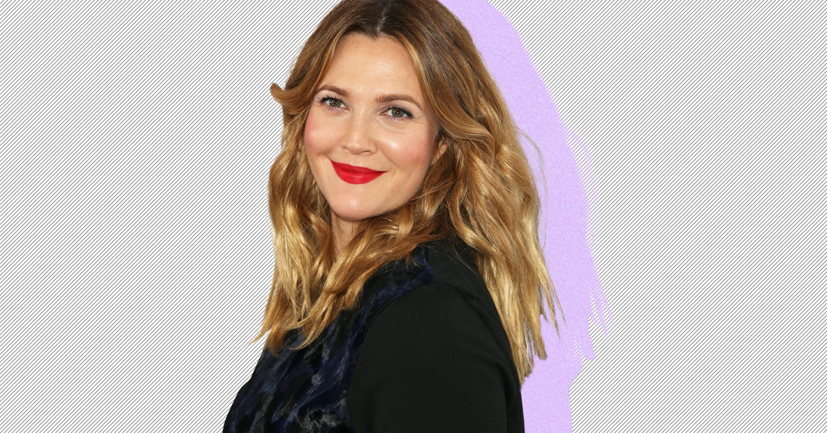 Drew Barrymore is here to remind us that Instagram is not real life