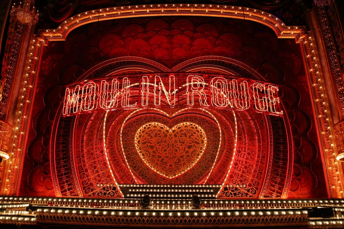 Moulin Rouge! The Musical is coming to London