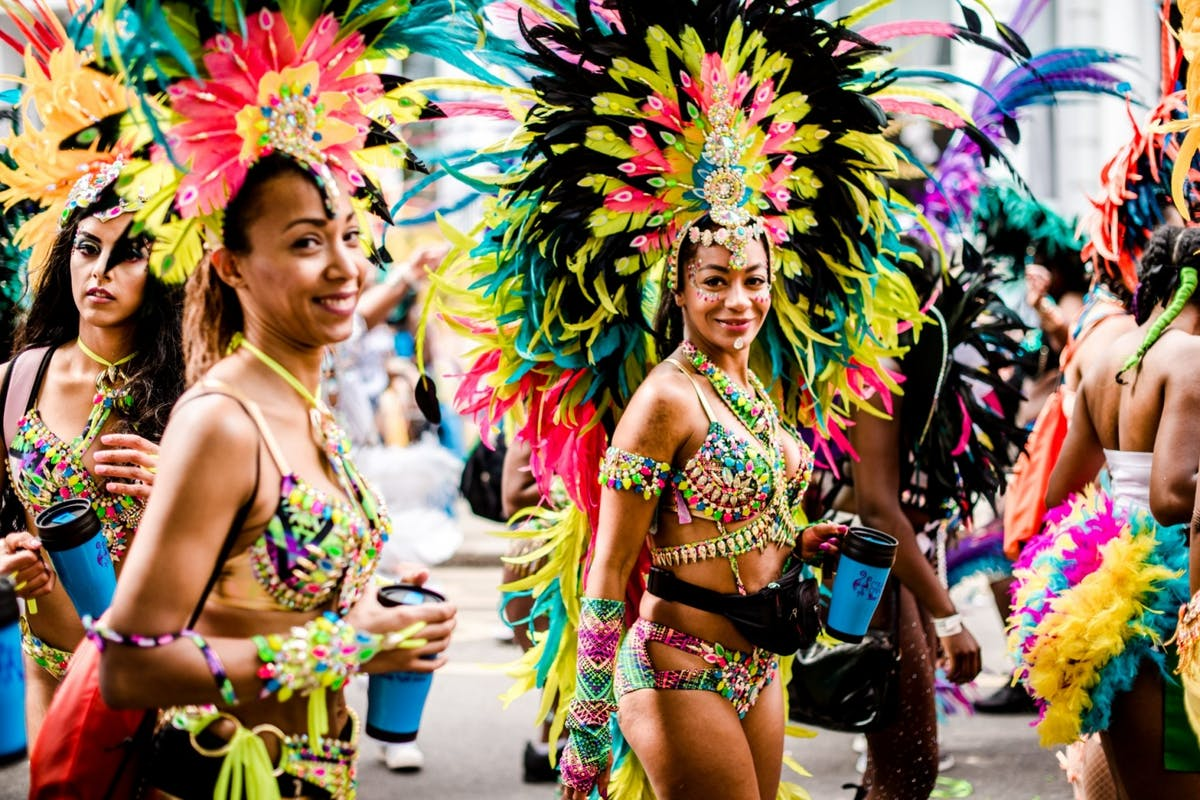 Notting Hill Carnival: the best costumes and dress from