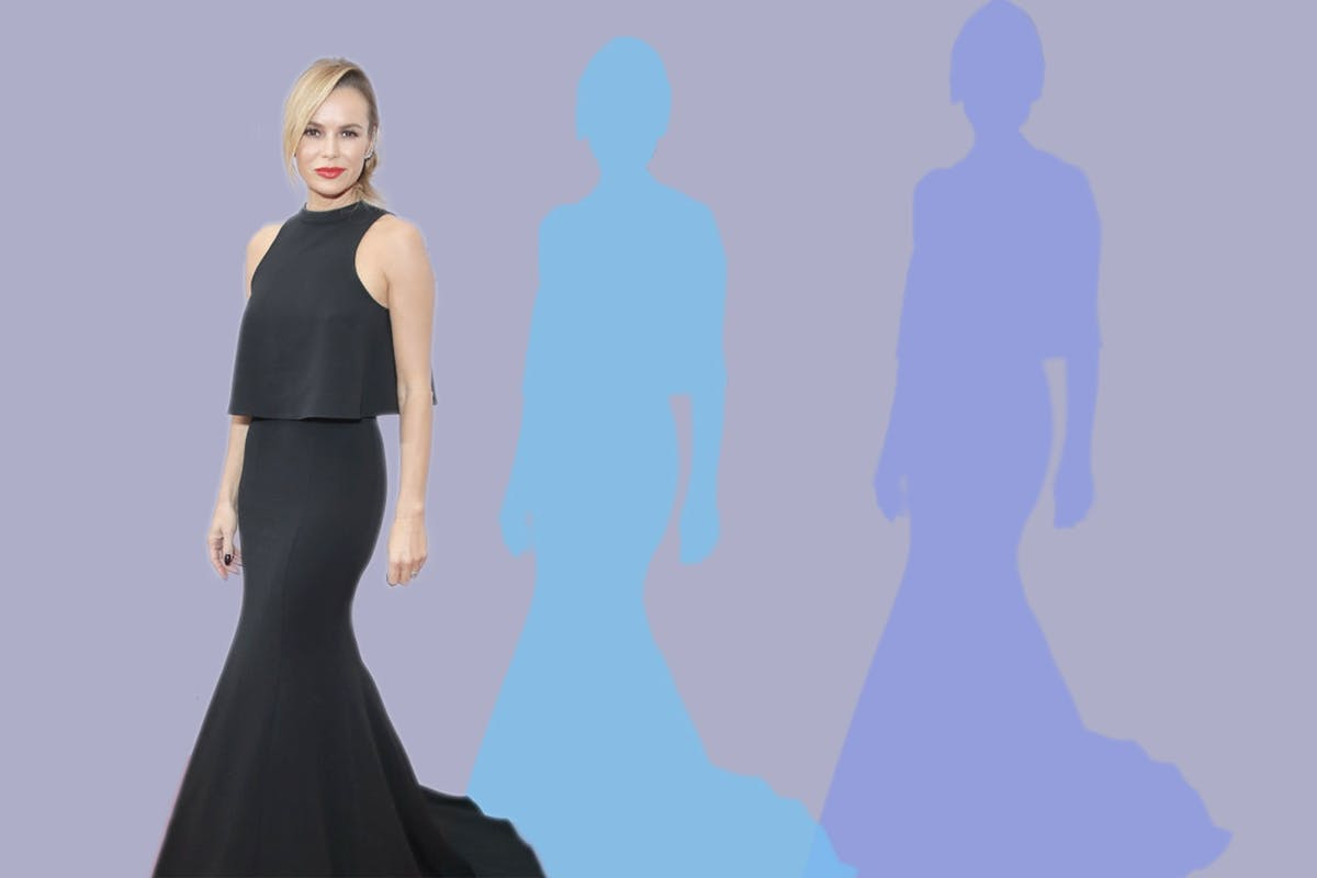 Amanda Holden's Rear of the Year